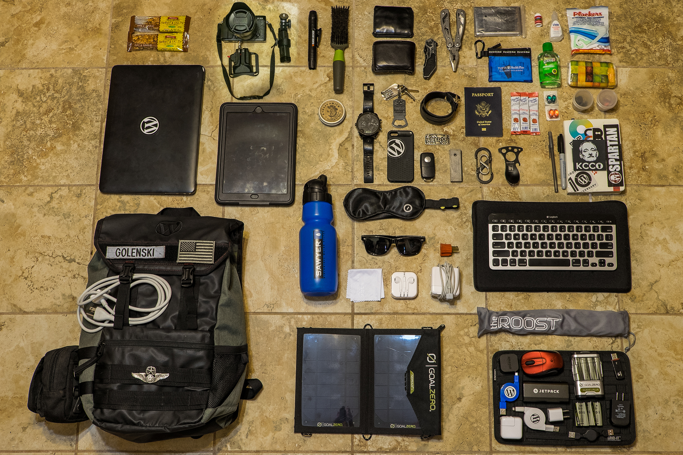 Jeff Golenski - Everyday Gear Bag